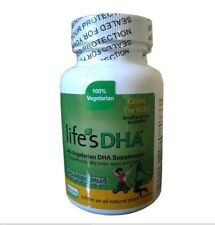 4 pack Martek Life's DHA Omega-3 100mg All-Vegetarian for kids 90ct EXP 09/2018