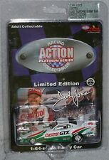 Action Racing John Force 1997 Mustang Funny Car Limited Edit 1/64 scale Castrol