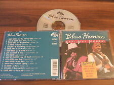 Blue Heaven, great blues performers, CD