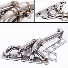 BMW E87 E90 E91 1+3 SERIES 118 116 318 2.0 STAINLES STEEL EXHAUST DECAT MANIFOLD