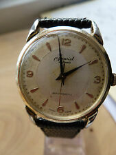 VINTAGE ACCURIST 21J GENTS 1950'S WRISTWATCH IN VERY GOOD WORKING CONDITION