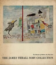 1961 Museum of Modern Art Exhibit Catalog - The James Thrall Soby Collection