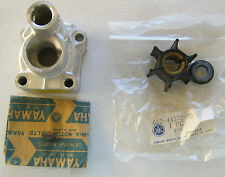 Genuine Yamaha 650-W0078-00 9.9hp 12hp Water Pump Kit (incomplete) 9.9A & 12A