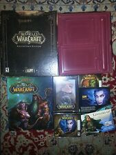 World of Warcraft Collector's Edition USA Version, Limited WoW