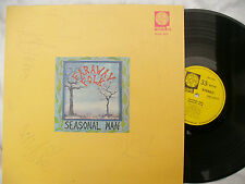 FARAWAY FOLK LP SEASONAL MAN private press RA / ralp 6029 SIGNED !