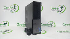 Dell Optiplex 790 Desktop PC Intel i3-2120 3.3GHz 4GB RAM 250GB HDD Win 7 Pro 64