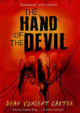 The Hand of the Devil, Dean Vincent Carter, New Book