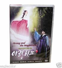 Arang and the Magistrate Korean Drama (5DVDs) Good English & Quality!