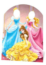Disney Princess Stand In Life size cardboard cutout Cinderella Belle Standee