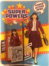 Custom Super Powers Lois Lane Rare Custom card & comic card  & Stand *Free Bonus