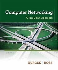 NEW US Computer Networking A Top-Down Approach (6th Global Edition)