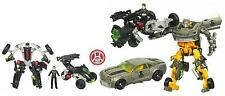 Autobot Daredevil Squad Transformers with Bumblebee, Sam, and Backfire DOTM MISB
