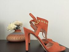 Stuart Weitzman Sandals - French Cuff High Heel, Size 6, $425.00