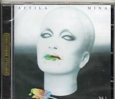 MINA CD ATTILA VOL.1 Digitally remastered ABBINAM.EDIT. MONDADORI 2001 sealed
