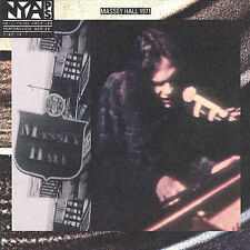 Live at Massey Hall 1971 [Remaster] by Neil Young (CD, Mar-2007, Reprise)