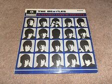 THE BEATLES - A HARD DAYS NIGHT LP - FIRST PRESSING - MONO PMC 1230 MT