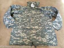 ~NWT! GENUINE US MILITARY XL-R GEN II ACU GORETEX PARKA JACKET COLD WEATHER IR