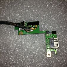 USB Port Board w cable 39T5624 notebook IBM Lenovo Thinkpad T60 T61