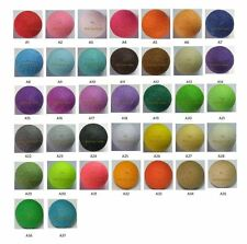 Cotton Ball for String Lights, Wedding, Patio Party, Bedroom 20 Ball Free Ship