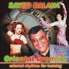 Bellydance - Sayed Balaha - Oriental Grooves Vol.1(Grundrhythmen For Training)