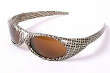 Vuarnet Extreme Maverick's Silver and Black Checkered Sunglasses-Vintage