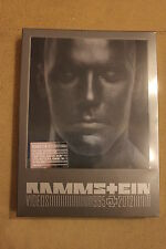 Rammstein - Videos 1995 - 2012  3DVD - NEW SEALED