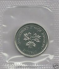 * 2004 CANADA  DIME TEST TOKEN  SCARCE MINTAGE 9,534