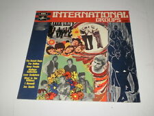 INTERNATIONAL GROUPS - The Beach Boys/Nomadi/The Hollies - LP EMI 1969 ITALY -