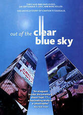 Out of the Clear Blue Sky (DVD, 2014)