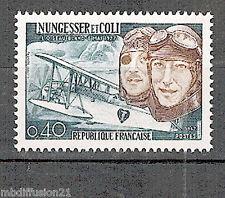 1967..FRANCE/NEUF MNH**NUNGESSER ET COLI-L'OISEAU BLANC**TIMBRE..Y/T N°1523