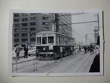 JAP662 - 1960s FUKUOKA CITY TRAMWAYS Nishi Nippon Railway TRAM No511 PHOTO Japan
