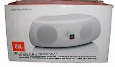 JBL Control Now AW Corner Mount Loud Speaker White
