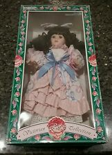 Melissa Jane Porcelain Doll - 1997 Victorian Rose Collection by Brass Key #131