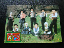 FRANCE - carte 1er jour 12/8/2000 (folklores) (cy41) french