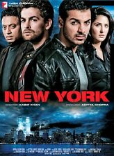 New York (2009) - John Abraham, Katrina Kaif, Neil - bollywood hindi movie dvd