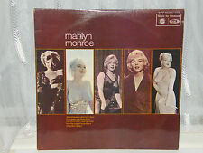 "Marilyn Monroe - Marilyn 12"" Lp 1963 / Film Soundtrack"
