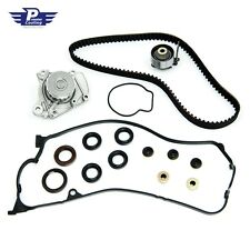 NEW TIMING BELT KIT WATER PUMP VALVE COVER GASKET FOR 01-05 HONDA CIVIC 1.7L