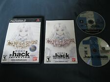 .hack//INFECTION (Sony PlayStation 2, 2003) PS2 Complete CIB
