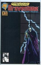 Gravestone 1993 series # 2 very fine comic book