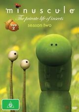 Minuscule -The Private Life Of Insects :Season 2 :Part 2 (DVD) - New - Region 4