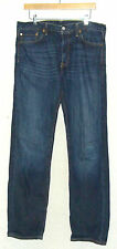 LEVI STRAUSS & CO. 562 JEANS LADIES DENIM TROUSERS W 32 L 34 BLUE