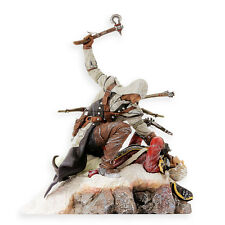 ASSASSIN'S CREED 3 Connor DIORAMA-l' ultimo respiro-FIGURINA