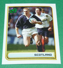 N°5 SCOTLAND MERLIN RUGBY WORLD CUP 1999 PANINI COUPE MONDE