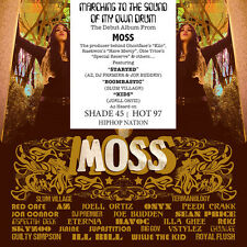 Marching To The Sound Of My Own Drum - Moss (2015, CD NIEUW)