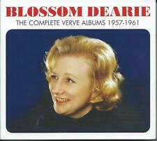 Blossom Dearie - The Complete Verve Albums 1957-1961 (3CD 2013) NEW/SEALED