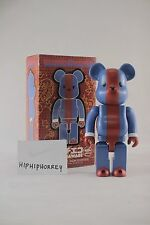 MIB CHIECO KAWABE BE@RBRICK 400% MEDICOM BEARBRICK ZOZO TOWN JAPAN EXCLUSIVE