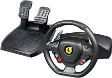 Xbox 360 Racing Video Games Steering Wheel Car Controller Driving Pedals Forza