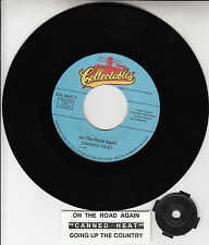 "CANNED HEAT  On The Road Again & Going Up The Country 7"" 45 rpm vinyl record NEW"
