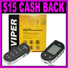 Viper 5706V Responder 2-Way Security with Remote Start System Car Alarm