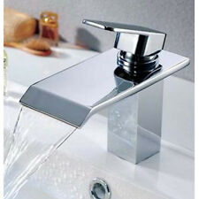 Designer Single Lever Waterfall Bathroom Basin Mixer Tap